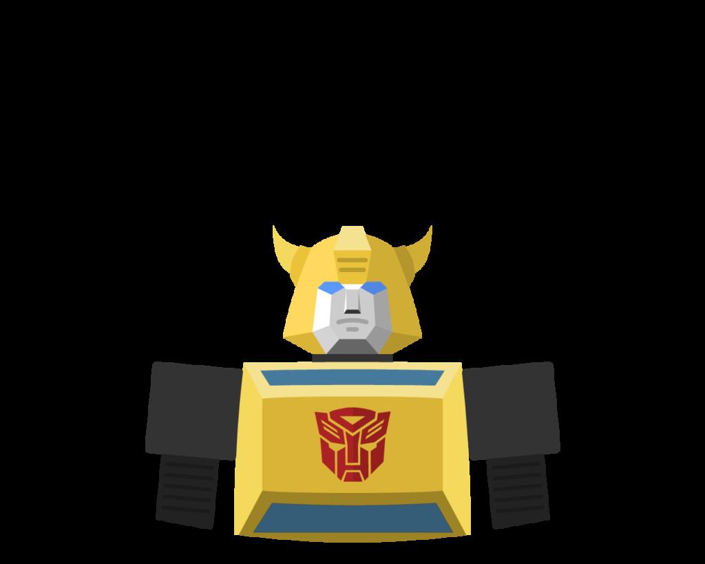Bumblebee flat icon