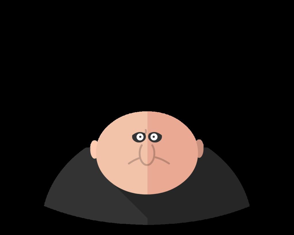 Fester flat icon