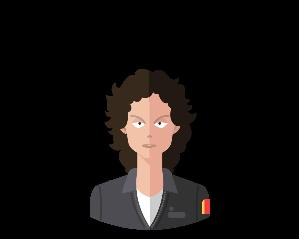Ripley flat icon