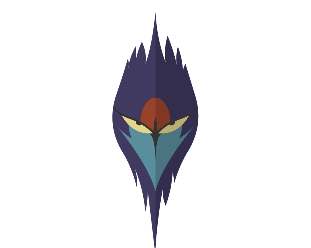 Sosai X flat icon