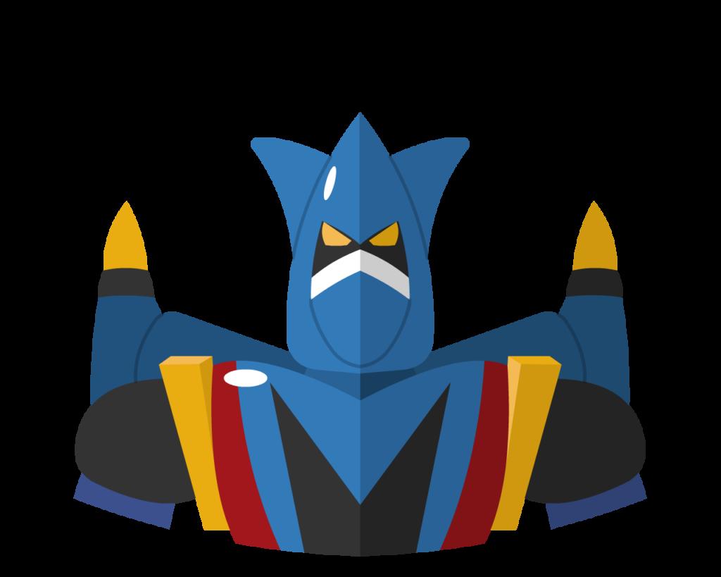 Getter Liger flat icon
