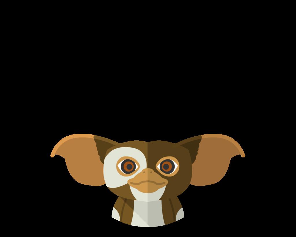 Gizmo flat icon