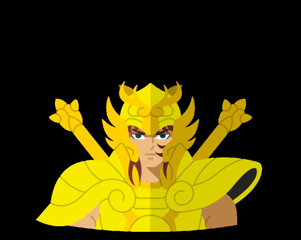 Gold • Libra flat icon