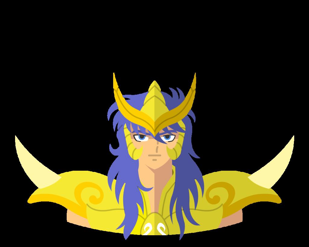 Gold • Scorpio flat icon