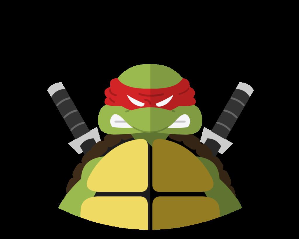 Leonardo flat icon