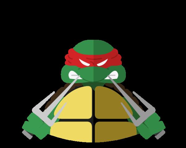 Raphael flat icon