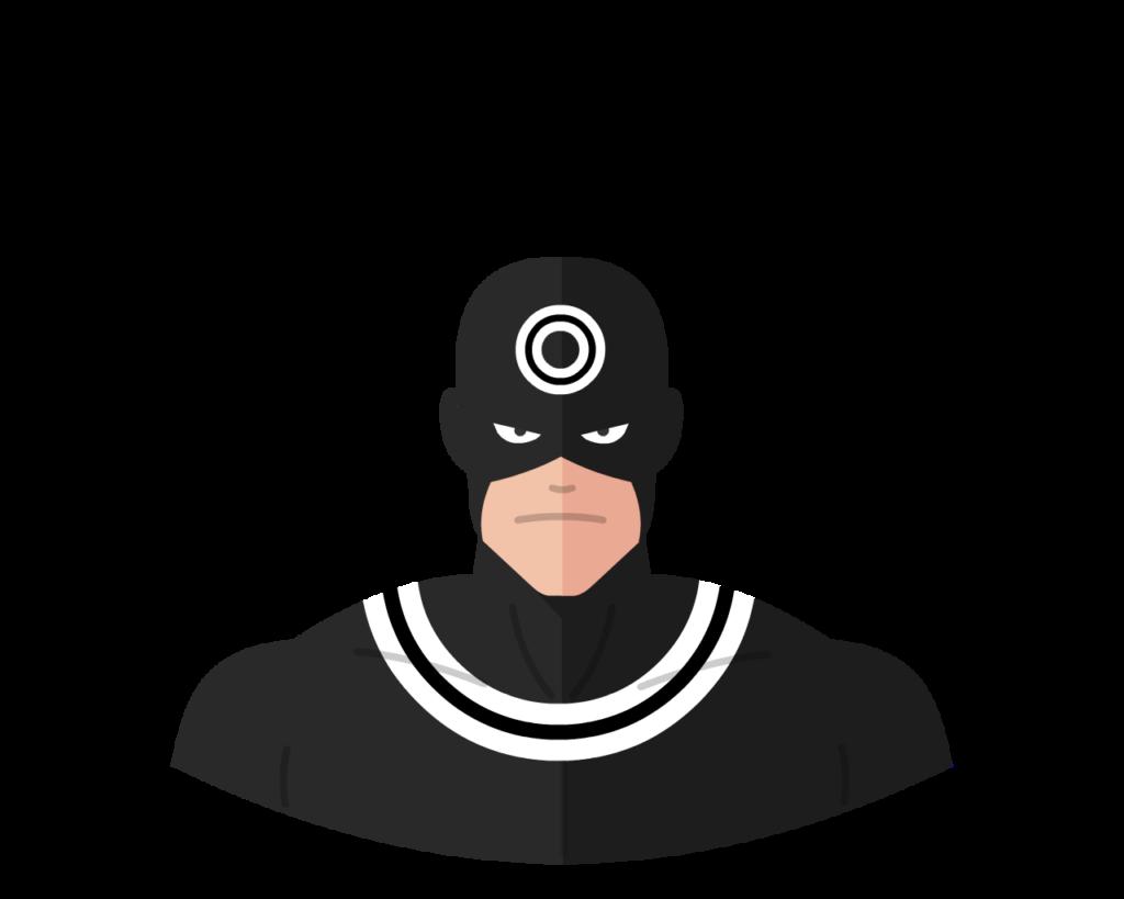 Bullseye flat icon