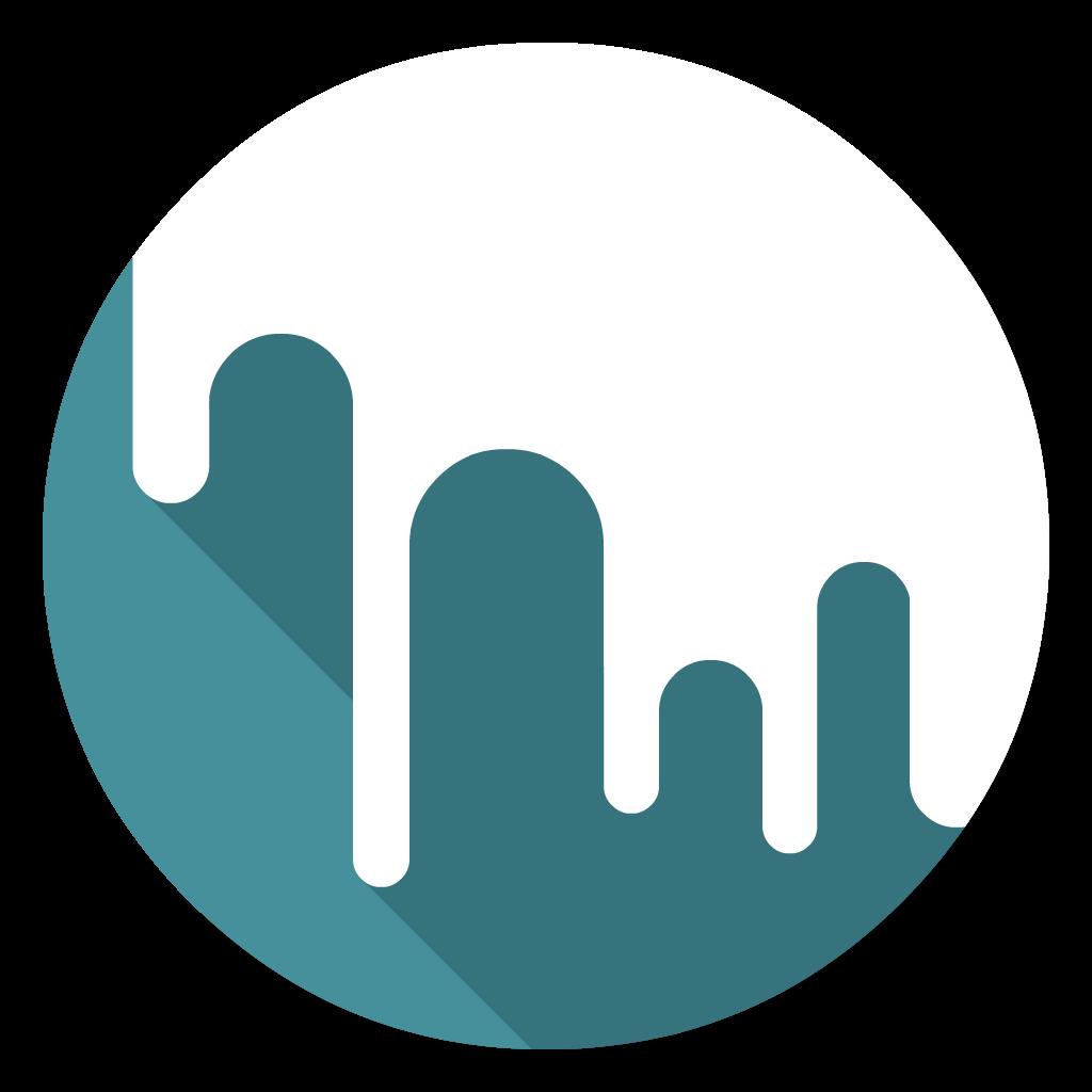 3DCoat flat icon