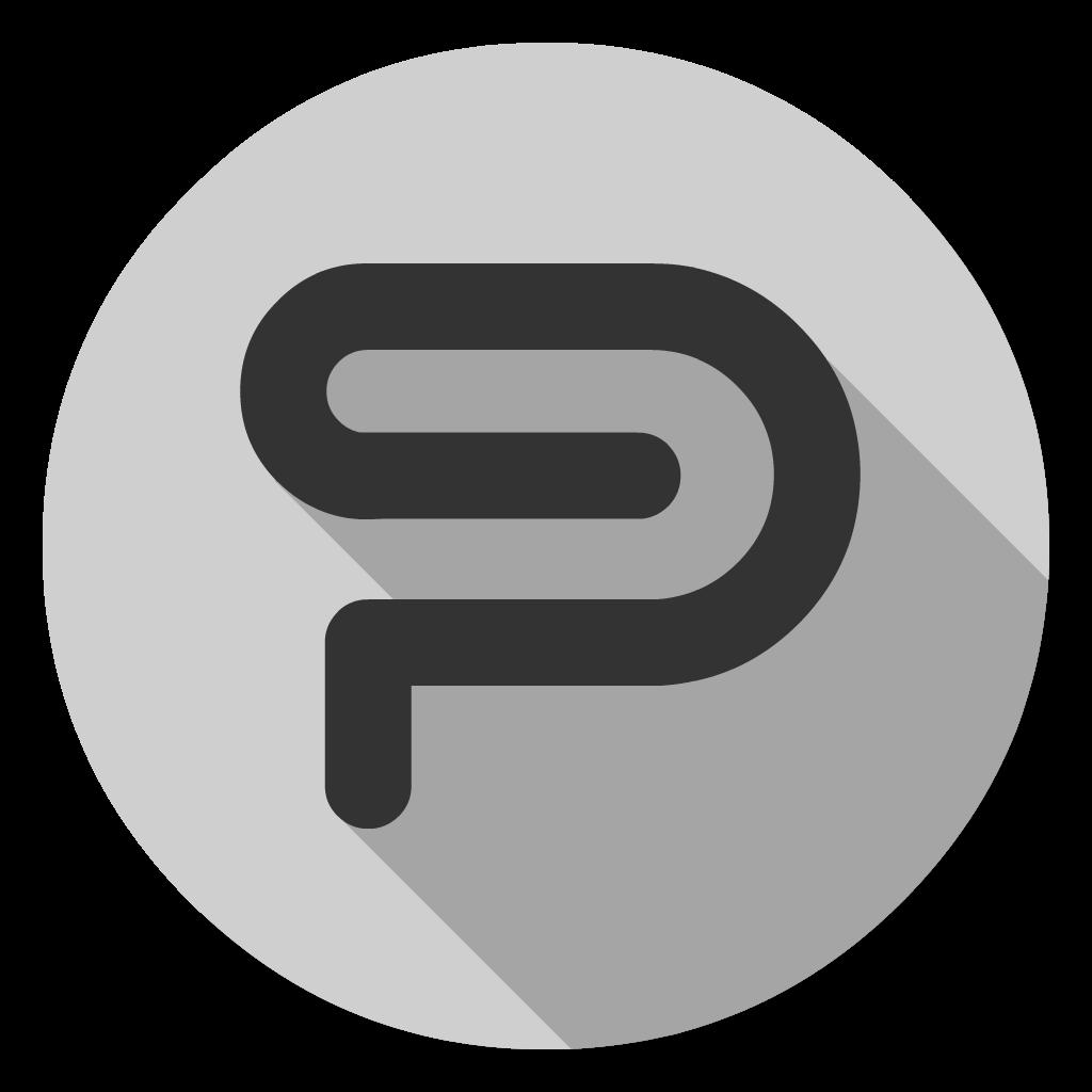 Clip Studio Paint flat icon