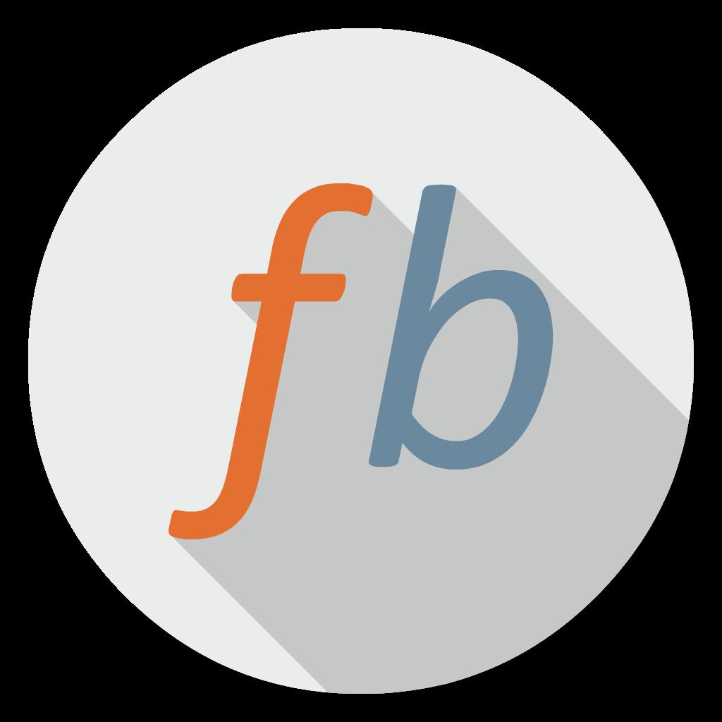 Filebot flat icon