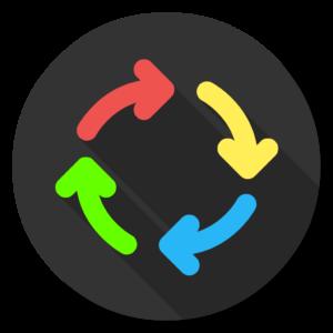 IConvert Icons flat icon