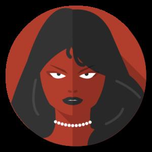 Ida flat icon