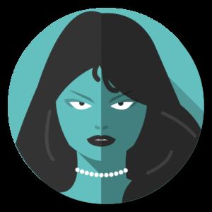 Ida (Variant) flat icon