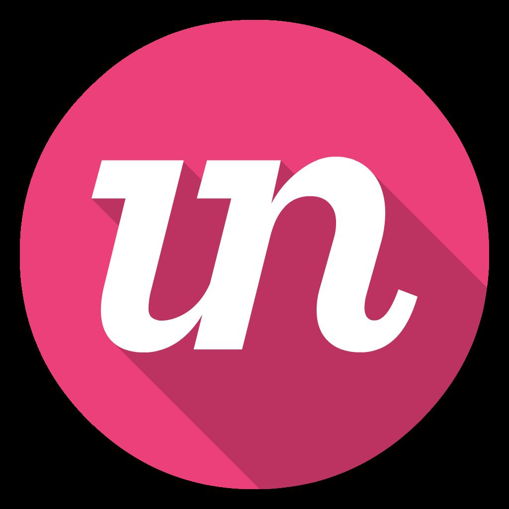 Invision Studio flat icon