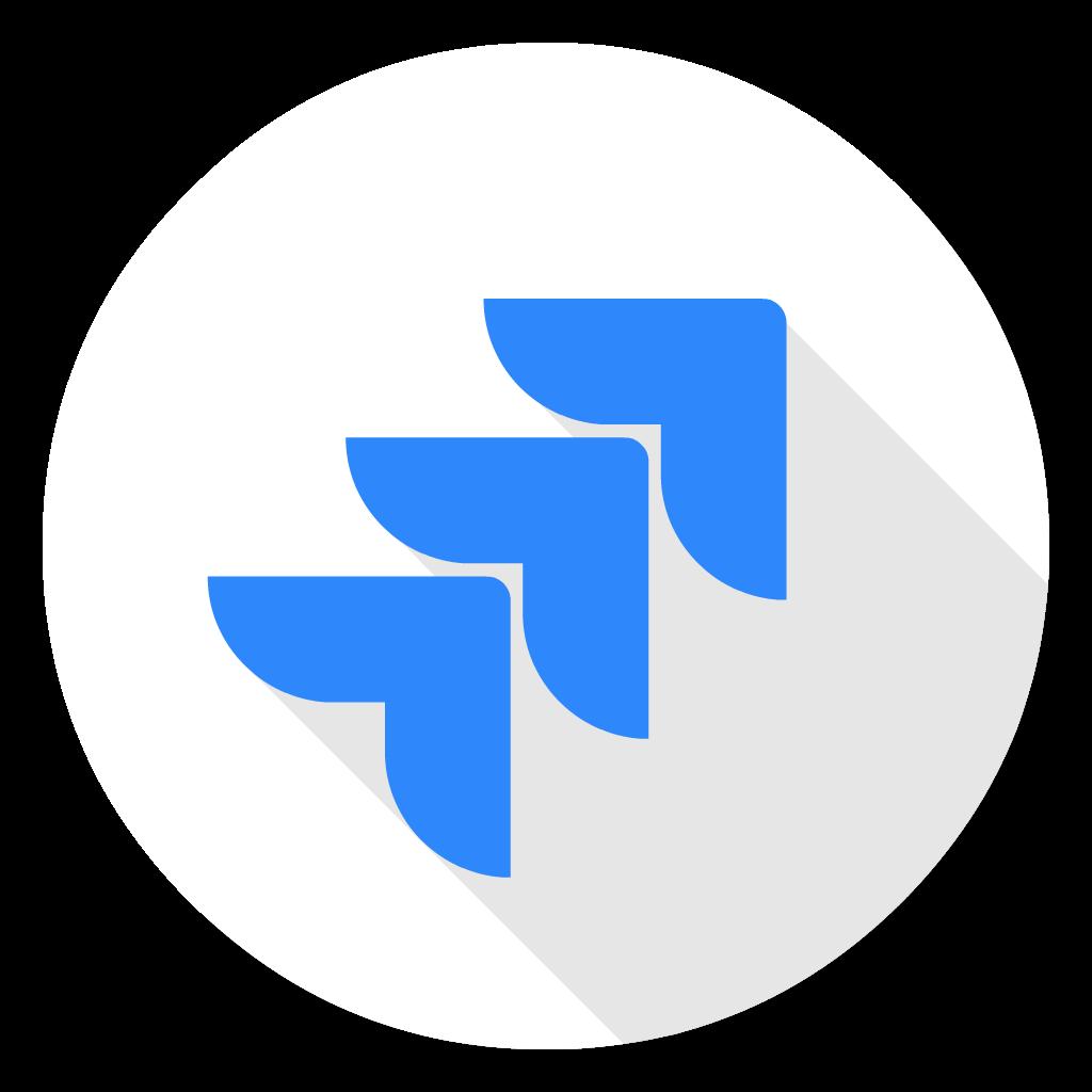 Jira flat icon