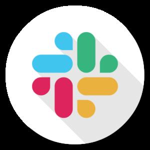 Slack (New) flat icon