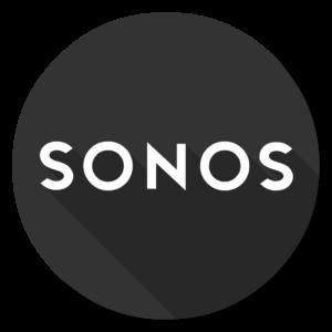 Sonos Controller flat icon
