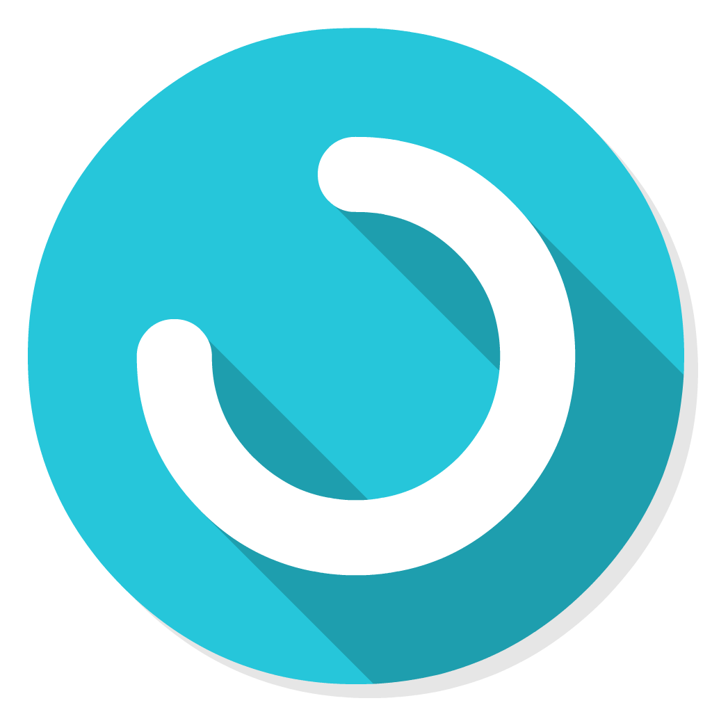 Step Two flat icon
