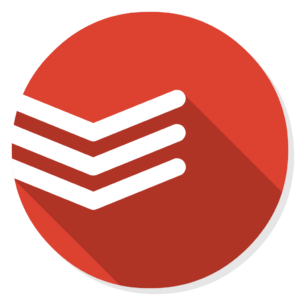 Todoist flat icon