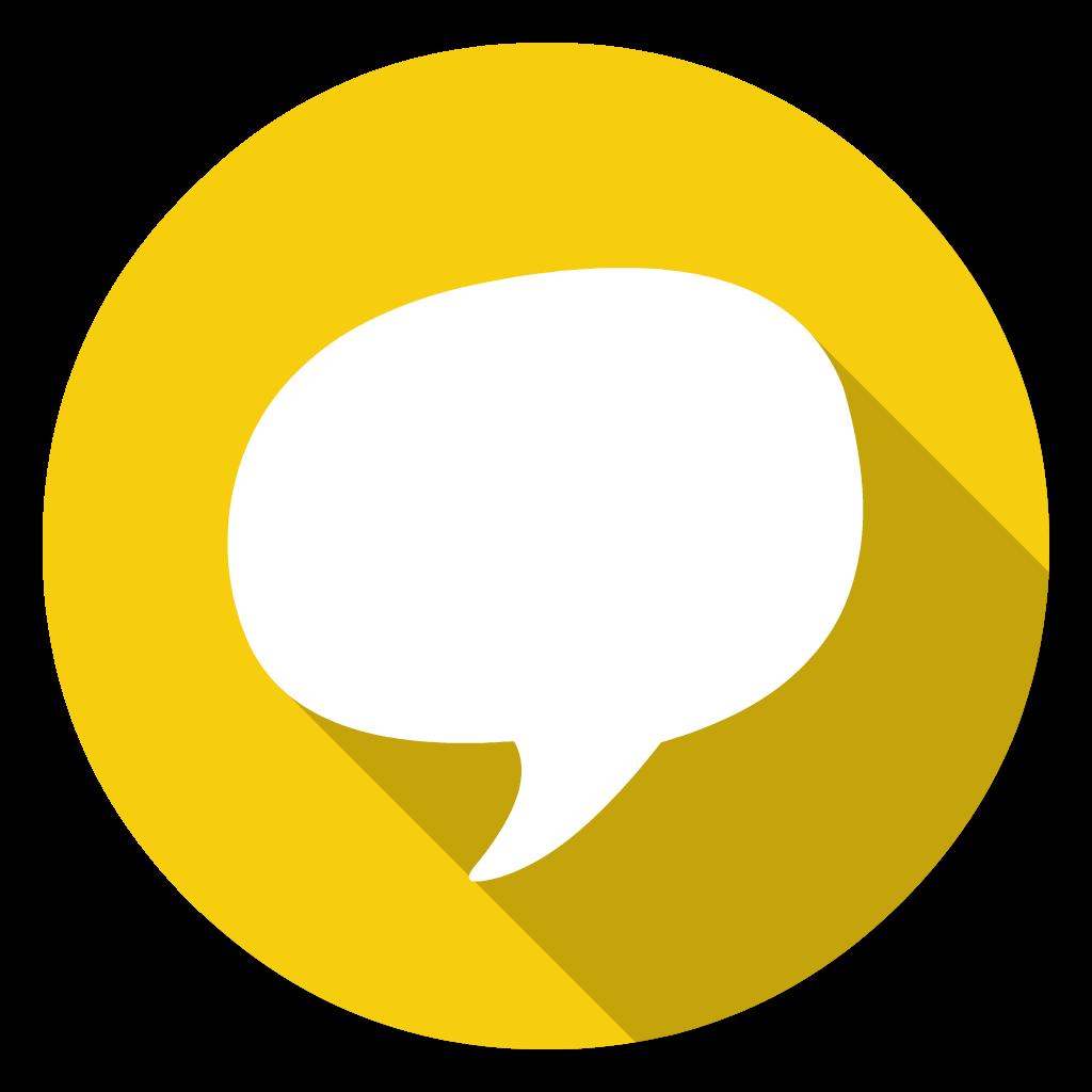 YAC Reader flat icon