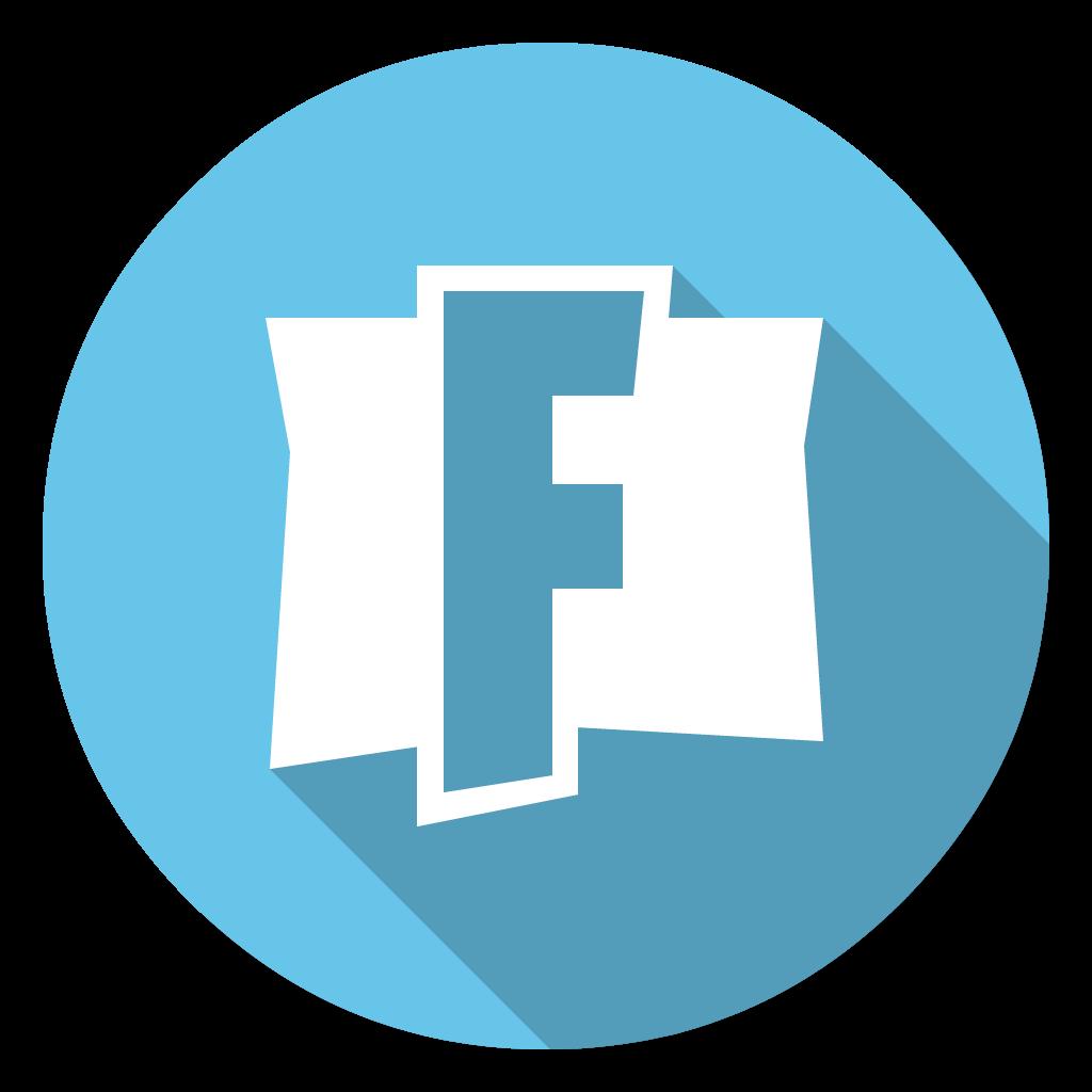 Fortnite flat icon