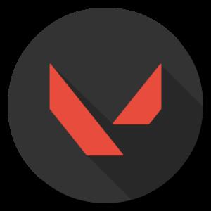Valorant flat icon
