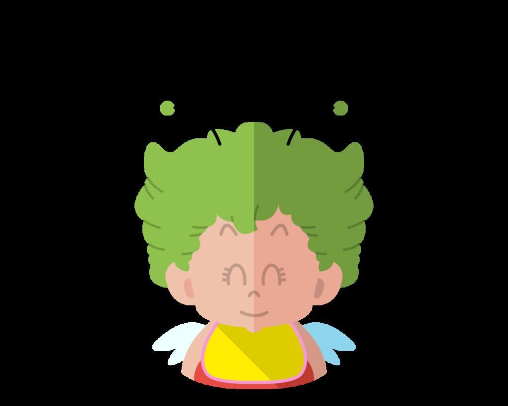 Gatchan flat icon