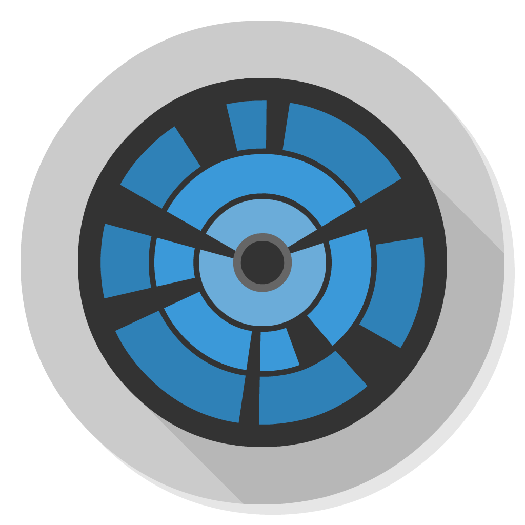 DaisyDisk flat icon