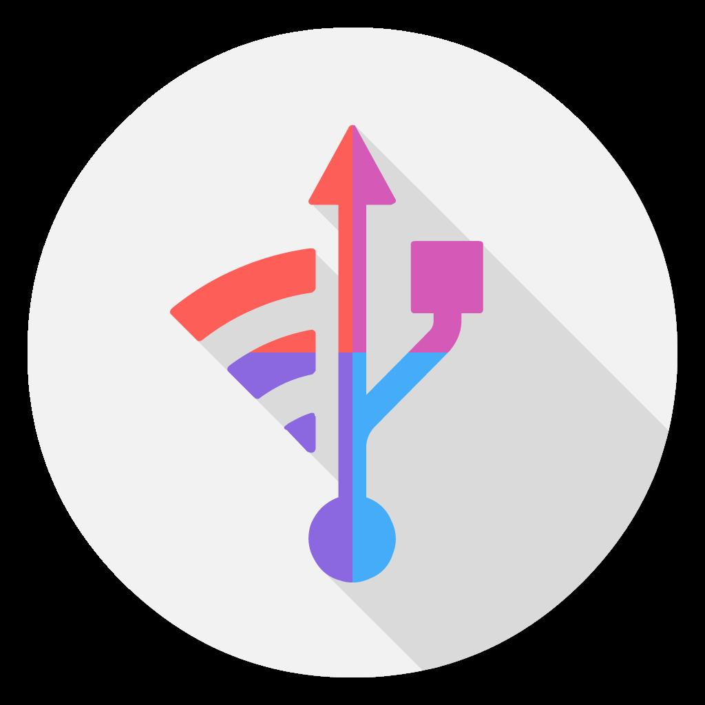 iMazing flat icon