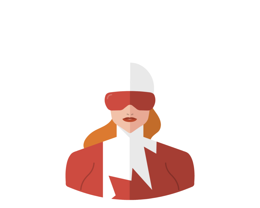 Vindicator flat icon