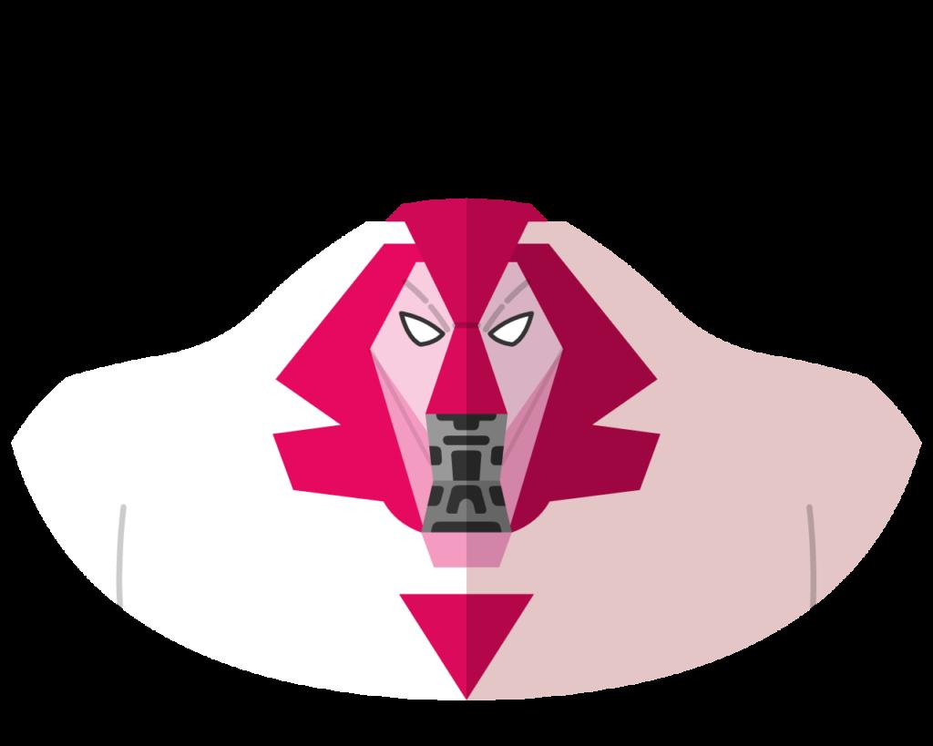Nimrod flat icon