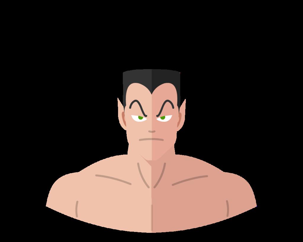 Namor flat icon