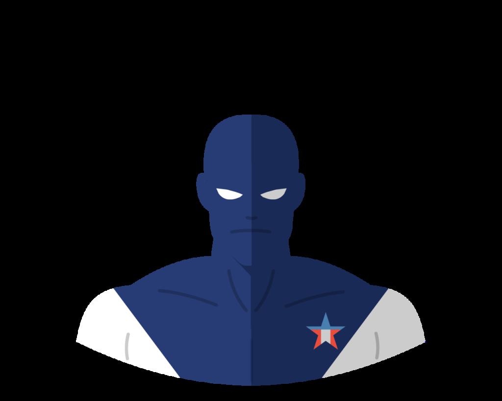 Vance Astro flat icon