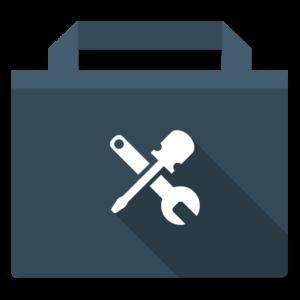 Utilities flat icon