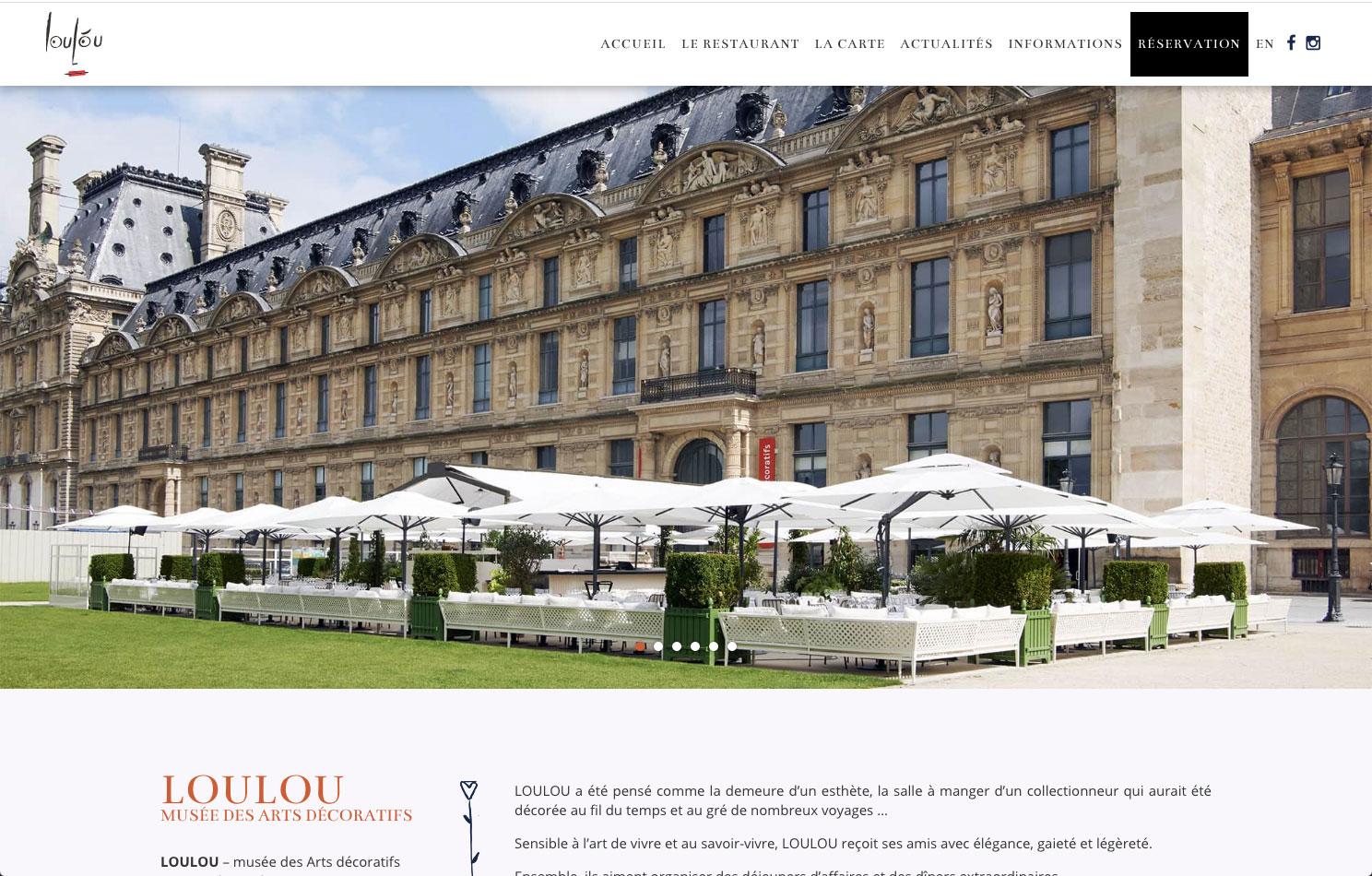 loulou-paris.com flat icon